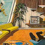 Neulich im Jahr 2000: Motorola Stories – New Home In Aquaville [Short story]