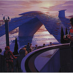 Neulich im Jahr 2000: Rendezvous at the New Millennium Acropolis [Short story]